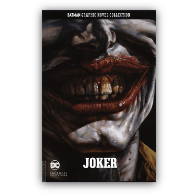 Batman Graphic Novel Collection 10: Joker (HC) – DE