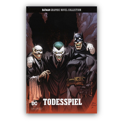 Batman Graphic Novel Collection 11: Todesspiel (HC) – DE