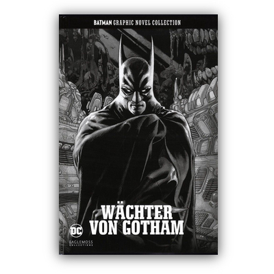 Batman Graphic Novel Collection 12: Wächter von Gotham (HC) – DE