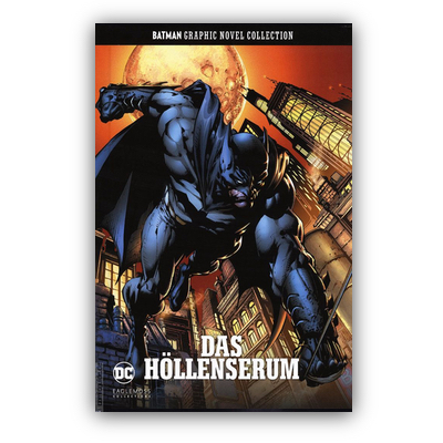 Batman Graphic Novel Collection 13: Das Höllenserum (HC) – DE