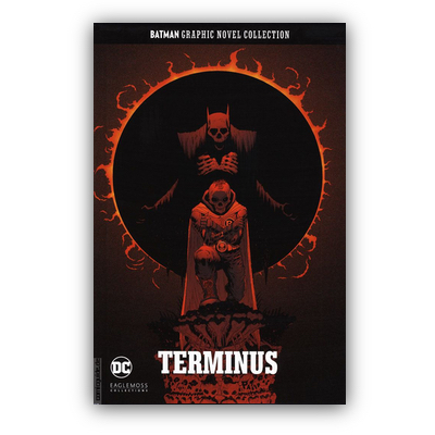 Batman Graphic Novel Collection 14: Terminus (HC) – DE