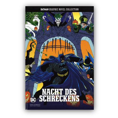 Batman Graphic Novel Collection 15: Nacht des Schreckens (HC) – DE
