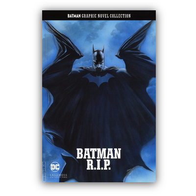 Batman Graphic Novel Collection 17: Batman R.I.P. (HC) – DE