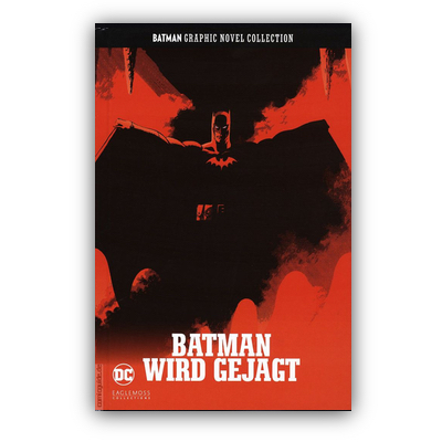 Batman Graphic Novel Collection 18: Batman wird gejagt (HC) – DE