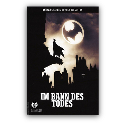 Batman Graphic Novel Collection 19: Im Bann des Todes (HC) – DE