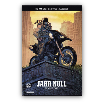 Batman Graphic Novel Collection 2: Jahr Null – Die wilde Stadt (HC) – DE