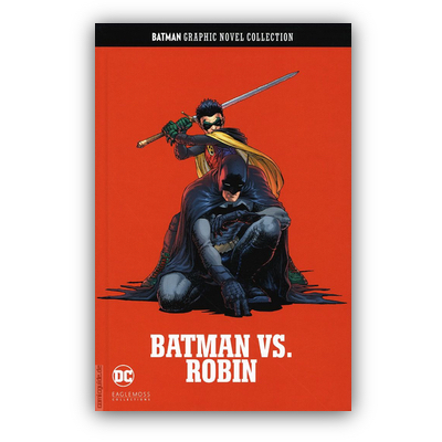 Batman Graphic Novel Collection 20: Batman vs. Robin (HC) – DE
