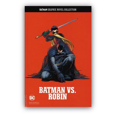 Batman Graphic Novel Collection 20: Batman vs. Robin (HC) – DE