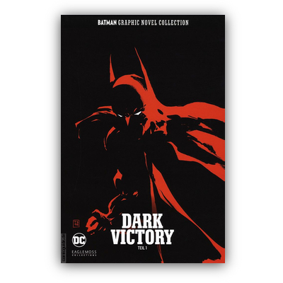 Batman Graphic Novel Collection 21: Dark Victory Teil 1 (HC) – DE