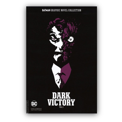 Batman Graphic Novel Collection 22: Dark Victory Teil 2 (HC) – DE