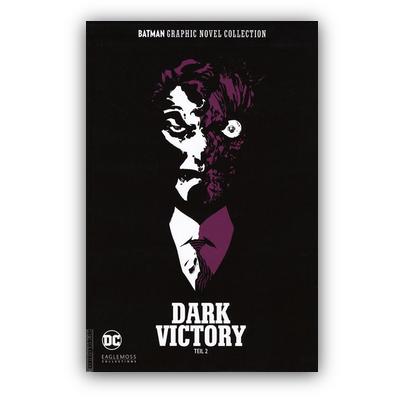 Batman Graphic Novel Collection 22: Dark Victory Teil 2 (HC) – DE