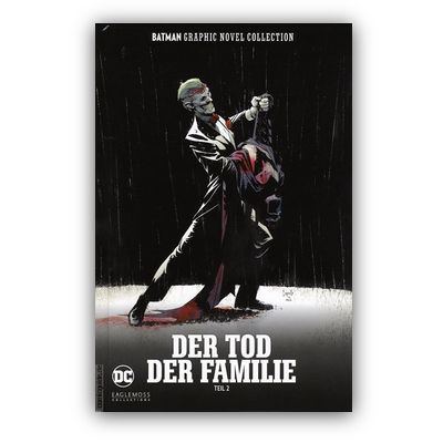 Batman Graphic Novel Collection 24: Der Tod der Familie Teil 2 (HC) – DE