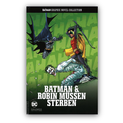 Batman Graphic Novel Collection 25: Batman & Robin müssen sterben (HC) – DE