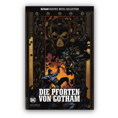 Batman Graphic Novel Collection 27: Die Pforten von Gotham (HC) – DE