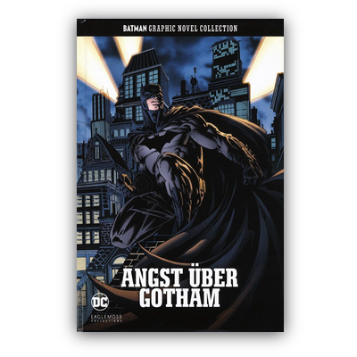 Batman Graphic Novel Collection 28: Angst über Gotham (HC) – DE