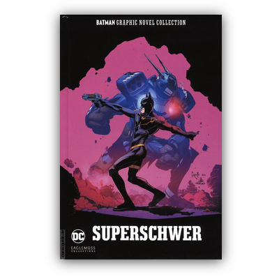 Batman Graphic Novel Collection 29: Superschwer (HC) – DE