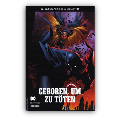 Batman Graphic Novel Collection 3: Geboren, um zu töten (HC) – DE
