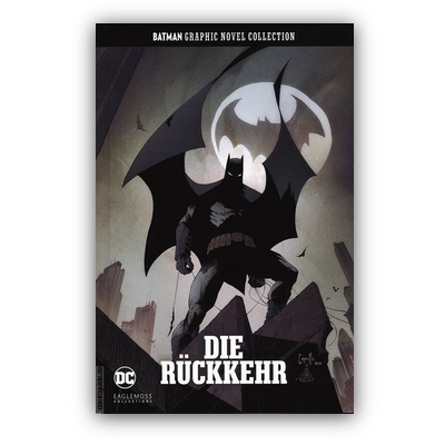 Batman Graphic Novel Collection 30: Die Rückkehr (HC) – DE