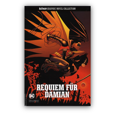 Batman Graphic Novel Collection 32: Requiem für Damian (HC) – DE