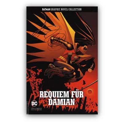 Batman Graphic Novel Collection 32: Requiem für Damian (HC) – DE