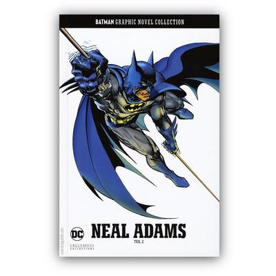 Batman Graphic Novel Collection 33: Neal Adams Teil 2 (HC) – DE