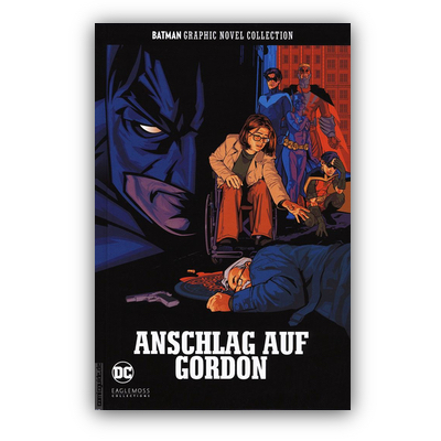 Batman Graphic Novel Collection 35: Anschlag auf Gordon (HC) – DE