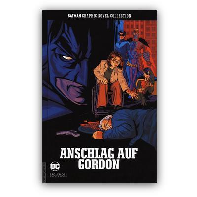 Batman Graphic Novel Collection 35: Anschlag auf Gordon (HC) – DE
