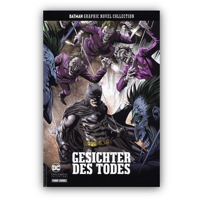 Batman Graphic Novel Collection 4: Gesichter des Todes (HC) – DE