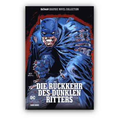 Batman Graphic Novel Collection 5: Die Rückkehr des Dunklen Ritters (HC) – DE
