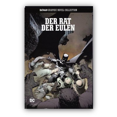 Batman Graphic Novel Collection 6: Der Rat der Eulen (HC) – DE
