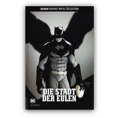 Batman Graphic Novel Collection 7: Die Stadt der Eulen (HC) – DE