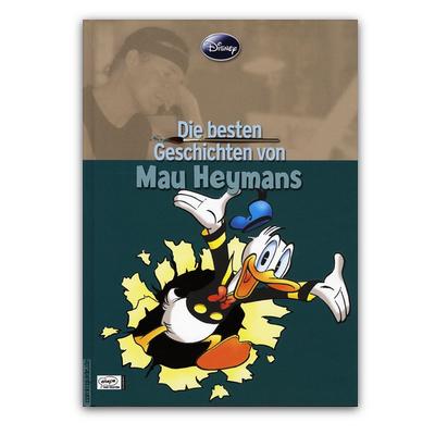 Die besten Geschichten von Mau Heymans (HC) – DE
