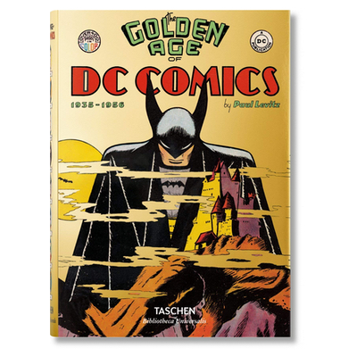 The Golden Age of DC Comics (HC) – DE