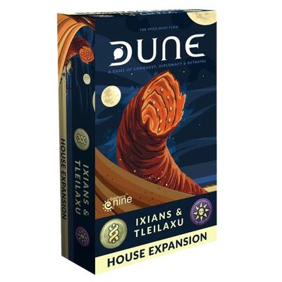 Dune: Ixians & Tleilaxu – EN