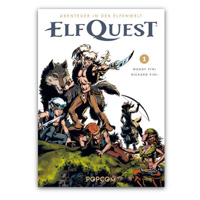 ElfQuest – Abenteuer in der Elfenwelt 01 (HC) – DE
