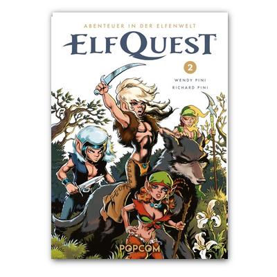 ElfQuest – Abenteuer in der Elfenwelt 02 (HC) – DE