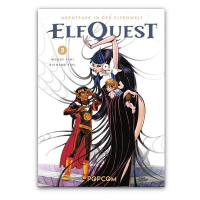 ElfQuest – Abenteuer in der Elfenwelt 03 (HC) – DE