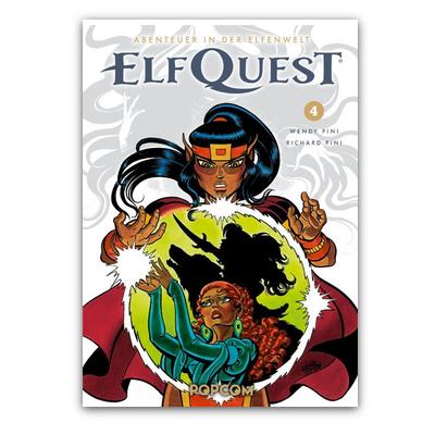ElfQuest – Abenteuer in der Elfenwelt 04 (HC) – DE