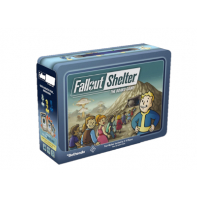 Fallout Shelter: The Board Game – EN