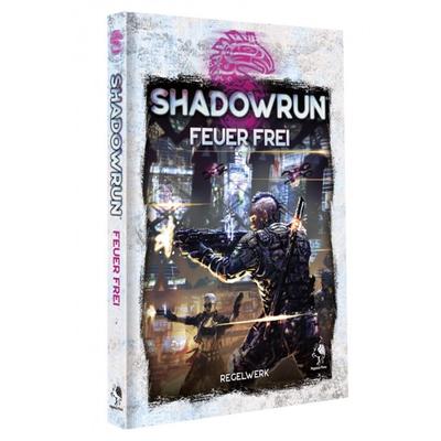 Shadowrun 6: Feuer Frei (HC) – DE