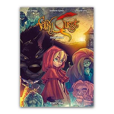 Fairy Quest 02: Ausgestoßene (HC) – DE