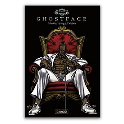 Ghostface 02 (HC) – DE