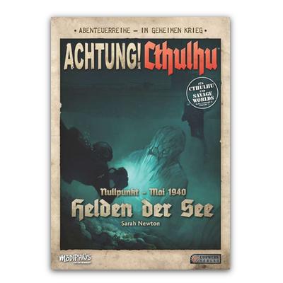 Achtung! Cthulhu: Helden der See (SC) – DE