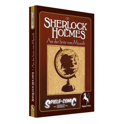Spiele-Comic Krimi: Sherlock Holmes – An der Seite von Mycroft (HC) – DE