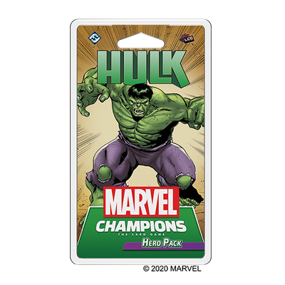 Marvel Champions: Hulk – DE (Release Frühjahr 2021)