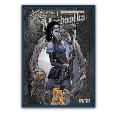 Lady Mechanika: Collector's Edition 1 (HC) – DE