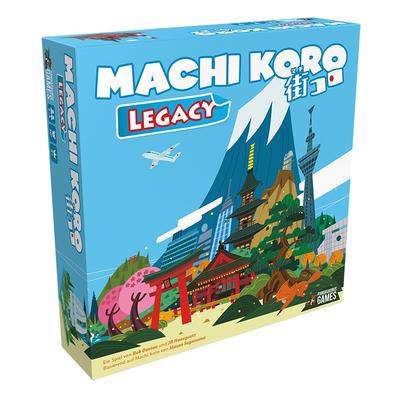 Machi Koro Legacy – DE