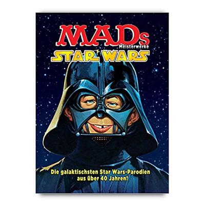 MADs Meisterwerke: Star Wars: Die galaktischten Star Wars-Parodien aus über 40 Jahren! (HC) – DE