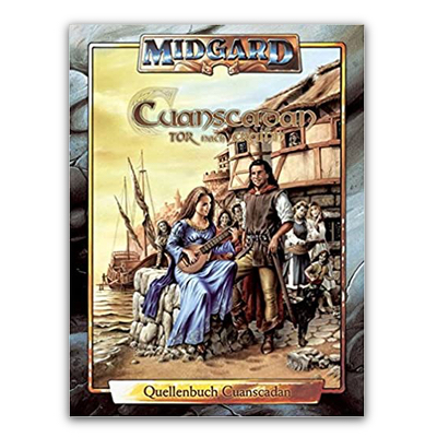 Midgard: Cuanscadan – Tor nach Erainn (HC) – DE