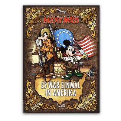 Micky Maus – Es war einmal in Amerika (HC) – DE